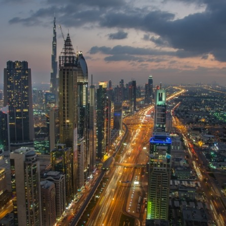 E11 Street Dubai