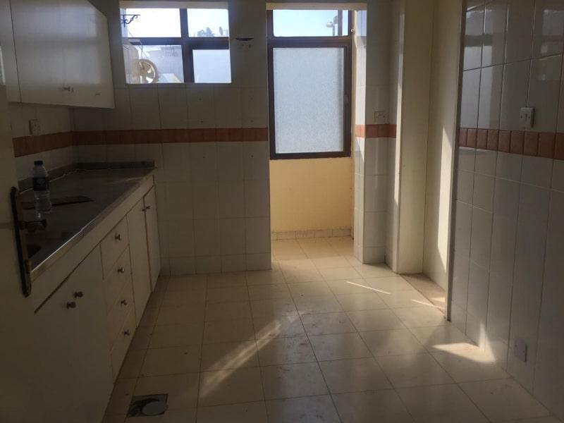 dark kitchen photo