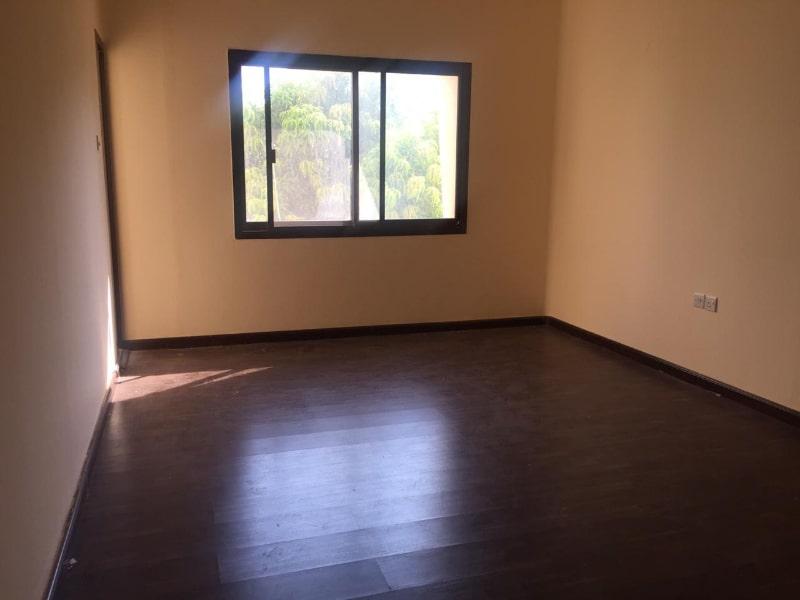 empty room left