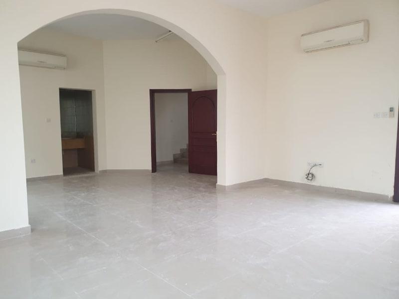 empty room two doors