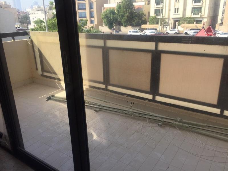 large balcony photo