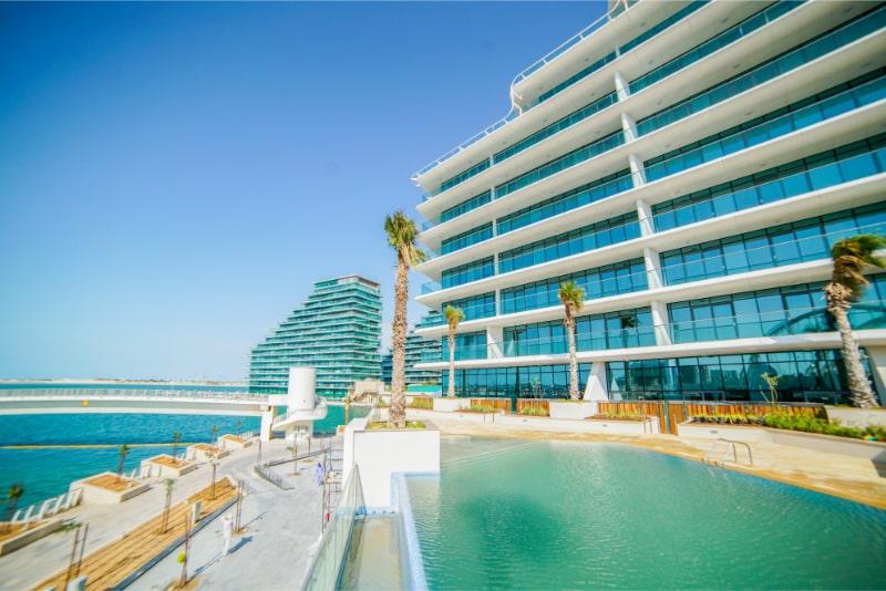 resort outside pool photo