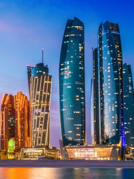 Abu Dhabi Properties Company